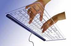 Keyless Glass QWERTY Keyboards