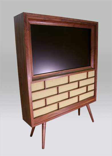 Retro Plasma Televisions - Wilkerson Furniture