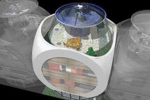 The Modular Dice House