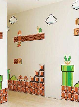Nintendo Wall Decals -  Blik Surface Graphics