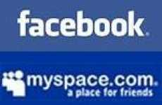 Facebook Passes MySpace - Like Blu Ray vs HD DVD, Except We Care