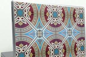 Tiled Laptops From Laptopskins
