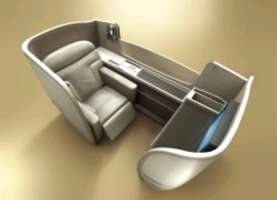 Japan Airlines Introduces First Class Suites