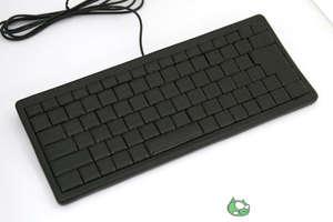 Kazuharu Sakura's Leather Keyboard