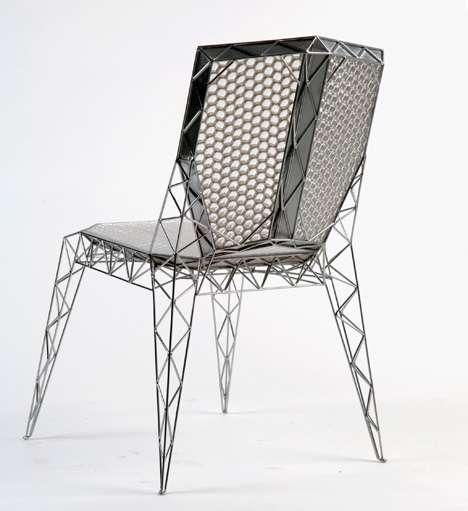 Honeycomb Based Furniture