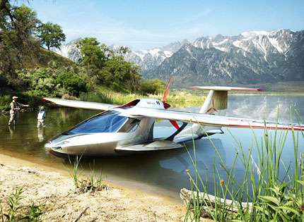 Folding Personal Aircrafts