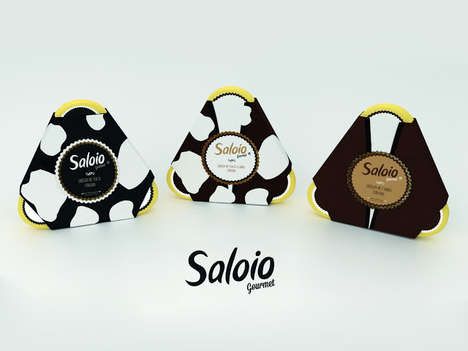 Saloio Cheese Packaging