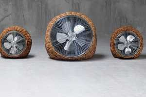 The Wind Floor Fan by Gervasoni Features an Eco-Friendly Design