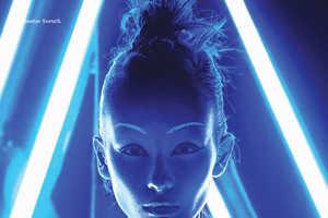 The Awakening DEW Fashion Story is Futuristically Fierce