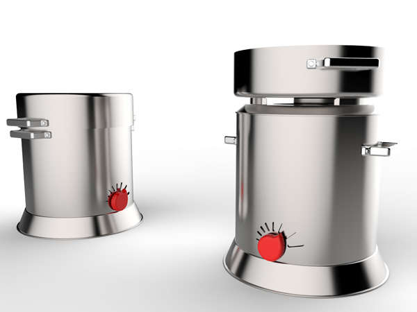 Safe Fuel Cookers