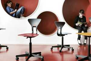 The 'Ray' School Chair Design is Meant to Improve Posture in Class