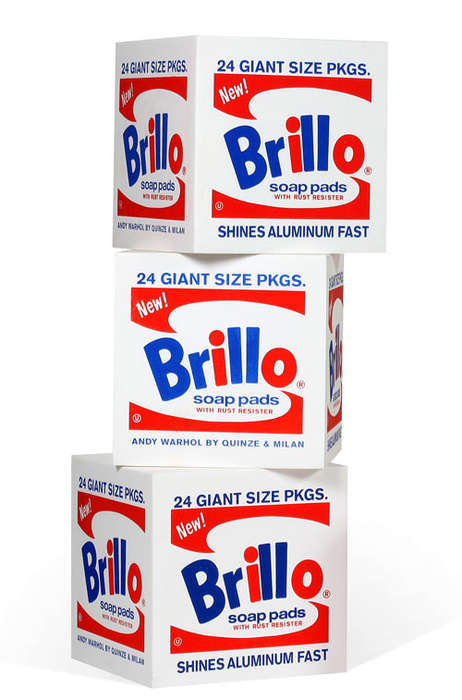 Brillo Box Pouf