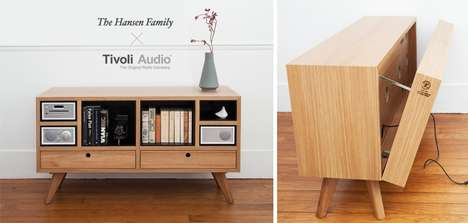 Remix Sound Sideboard
