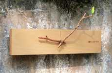Minimalist Timber Time Tellers