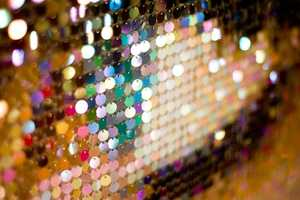The Sparklemasters Sequinned Billboards Grab Attention