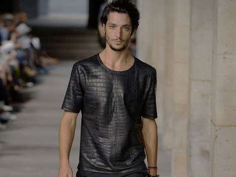 Hermes Crocodile T-Shirt