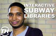 Interactive Subway Libraries