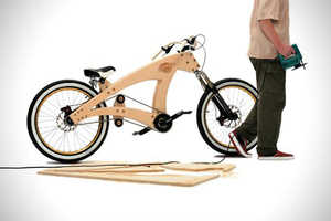Jurgen Kuipers' Sawyer Bike Design is a Fly Way to Plough Through Your City