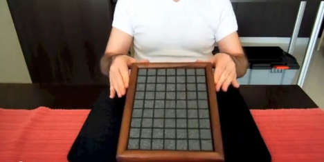 Mind-Melting Tile Tricks - Watch This Magician Remove Tiles Without Changing the Overall Grid Shape