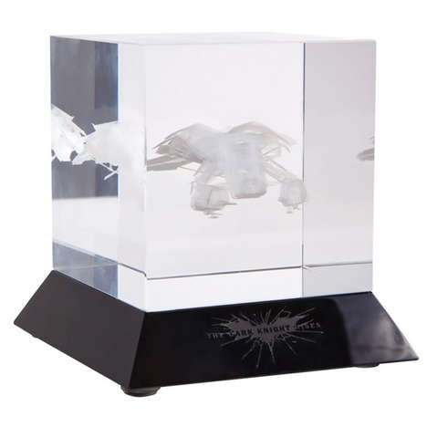Glass Etching Paperweight