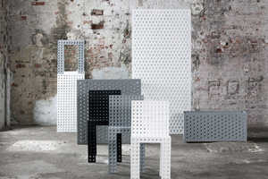Oskar Zieta's Modular Furniture Set is Stylish and Adaptive