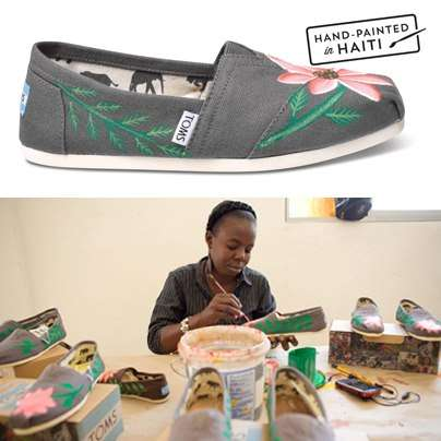 TOMS Haiti project
