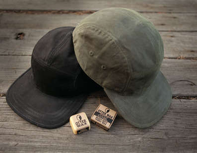 Coal x Otter Wax 5-Panel Hat