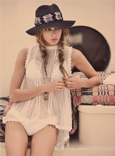 Free People April 2013