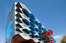 Honeycomb-Like Buildings