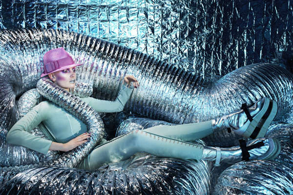 Futuristic Rocker Editorials