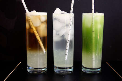 Lime Cordial Three Ways