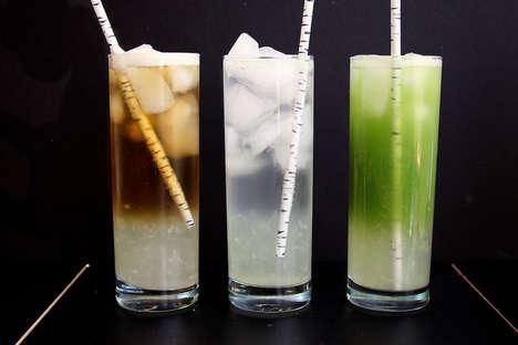 Seasonal Citrus Beverages - Joy the Baker's Lime Cordial Three Ways Post is Fresh
