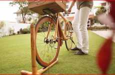 Bamboobee Bikes Provide a Natural Way to Ride