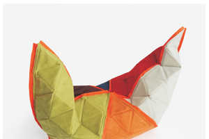Polimata Provides a Soft Surface for Play and a Place to Stash Trinkets