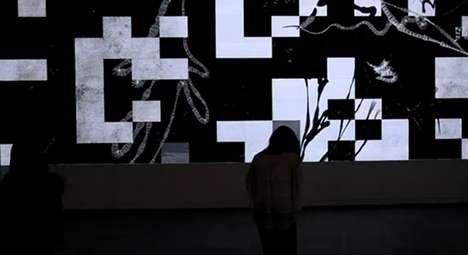 interactive art displays