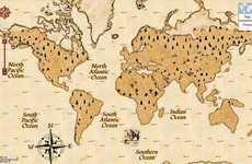 Search Engine Treasure Maps