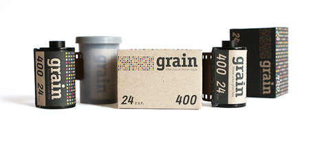 Grain Camera Packaging