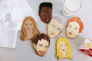 Refinery29's Celebrity Cookies Are Easy on the Eyes and the Tongue