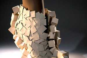 From Futuristic Geometric Dresses to Complex Origami Couture