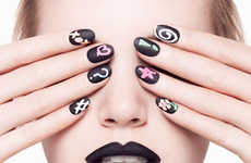 Blackboard Nail Kits  - The Chalkboard Manicure is Ciaté's Latest Novelty Wow Kit
