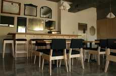 Acoustic Diner Decor