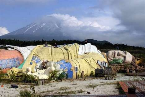 Architizer Abandoned Amusement Park