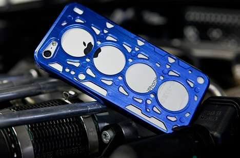 Aluminum iPhone Case