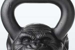Channel Your Inner Primate with Onnit's Monkey Inspired 'Chimp!' Kettlebell