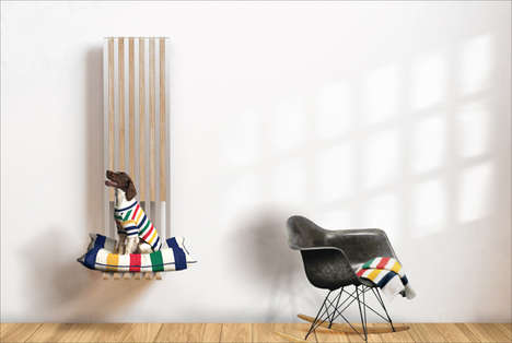 Slice Radiator Chair