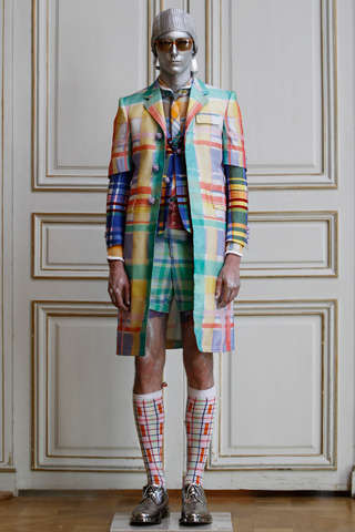 Thom Browne Features