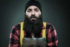 Joseph D. R. Oleary Photographs the Types of Men with Beards