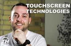 Giant Touchscreen Technologies - Ryan Fowler Discusses 40-Foot Touchscreen Technology