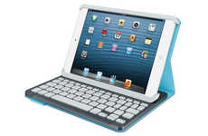 Minature Compact Keyboards - The Logitech Folio Mini Keyboard for iPad Mini is Ready to Go