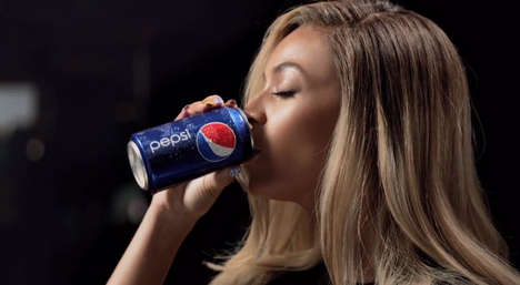 Time-Travelling Diva Ads - Beyonce and Pepsi Team Up in This Commercial About the Power of the Past